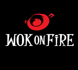 WOK ON FIRE